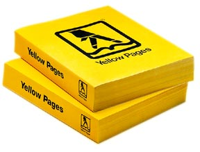 The Yellow Pages just got thinner