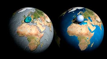 2 Worlds 5 Minutes Apart